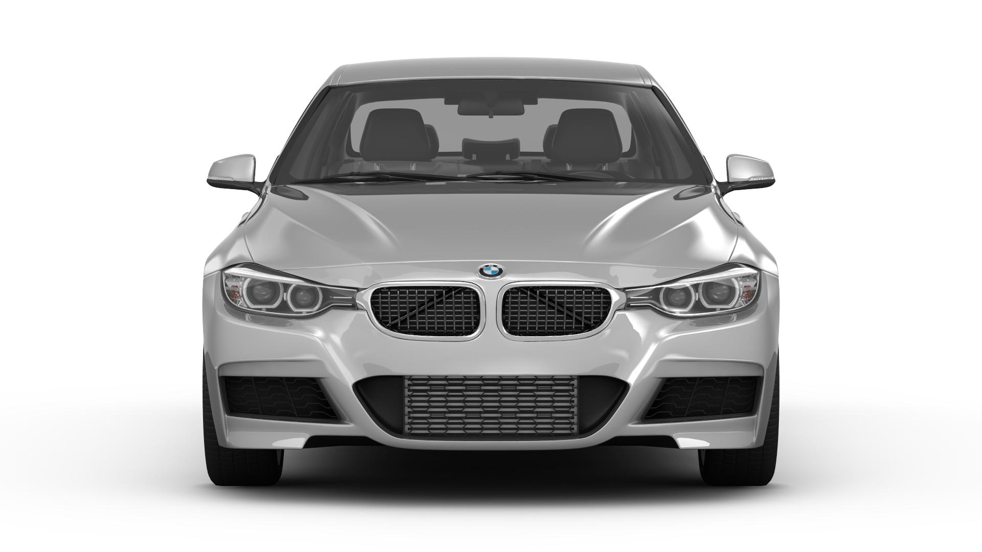 3D Rendering Automobil BMW 3D Visuals 3D Animation