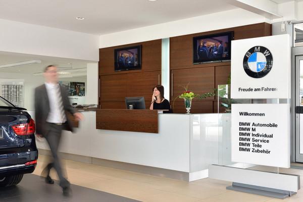 Business Fotografie BMW